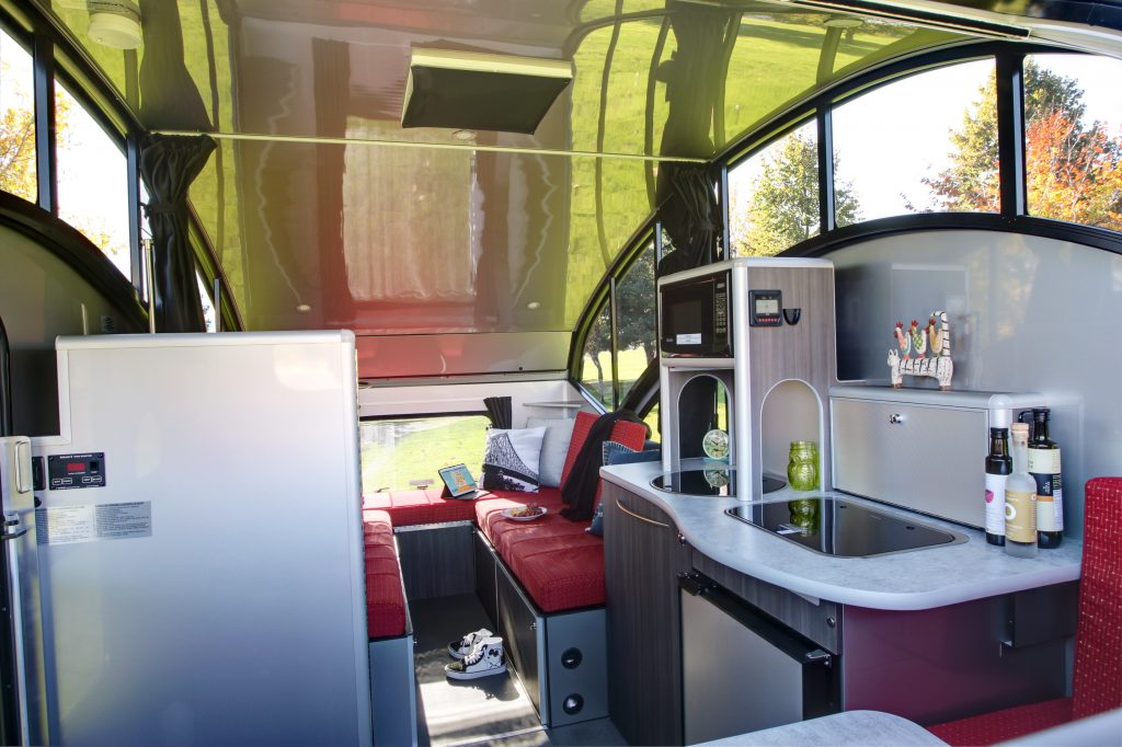 Travel Trailers Alto R1723 Safari Condo