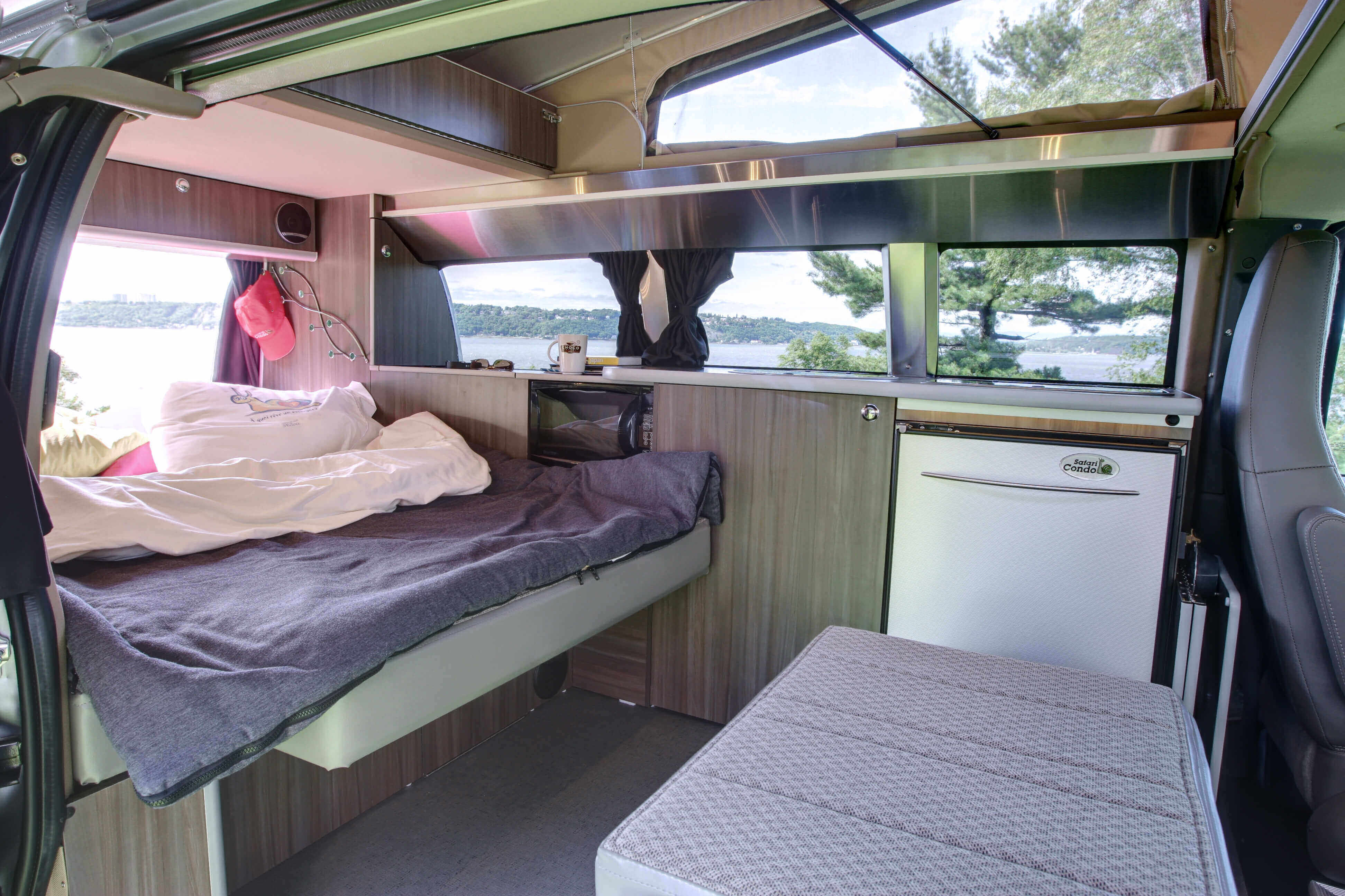 Motorized class B | Safari Condo