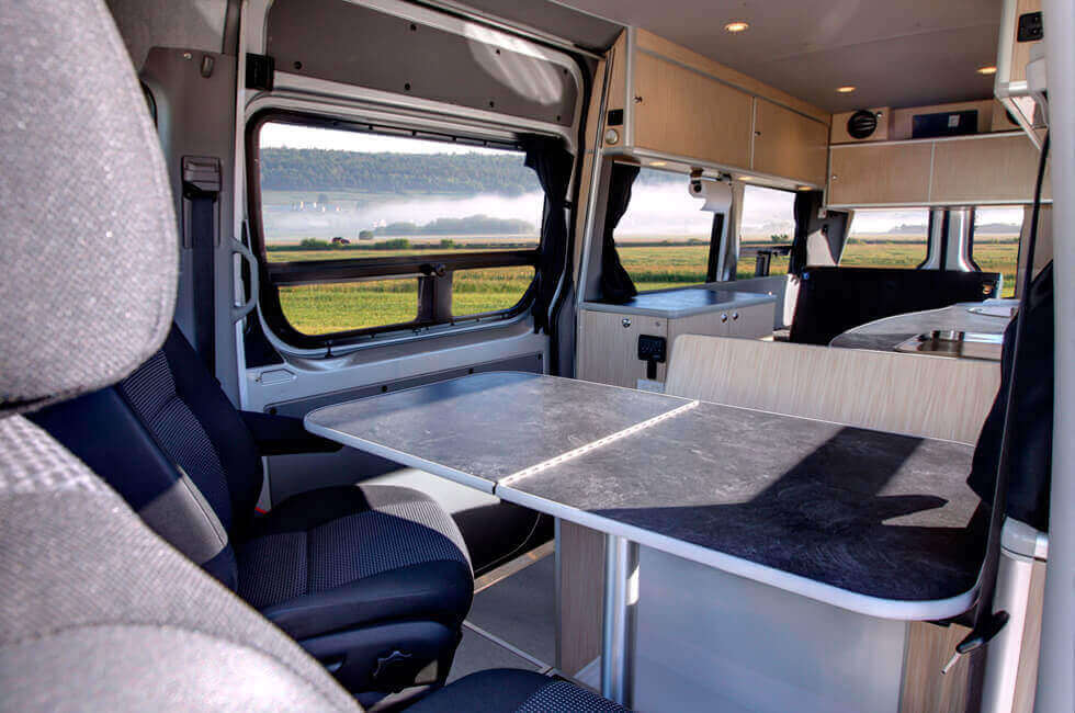Motorhomes Mercedes Sprinter Xl22 Safari Condo